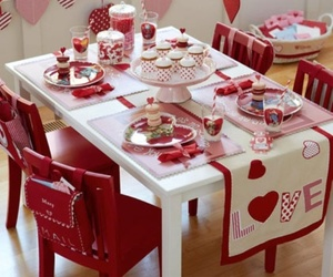 decoration, food, and Valentine's Day image