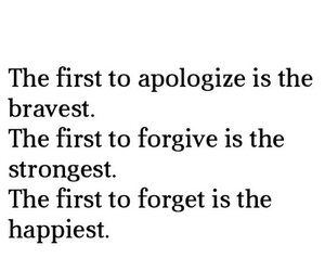 quote, strong, and apologize image