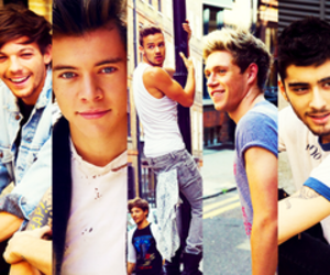 1d, 1d photoshoot, and midnight memories image