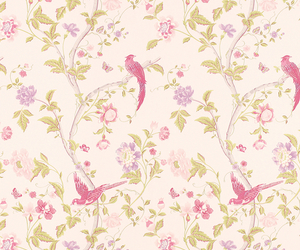 bird, wallpaper, and pink image