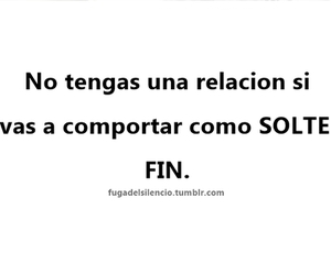 frases, no, and tumblr image