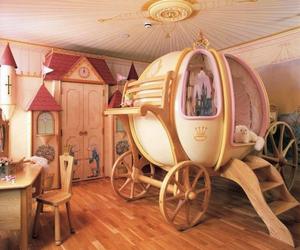 princess, room, and cinderella image