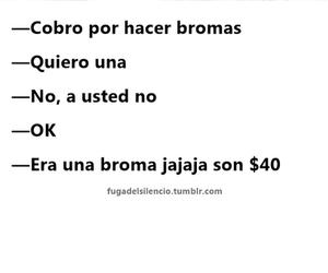 frases en español, chiste, and bromas image