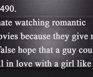 girl, romance movies, and guy image