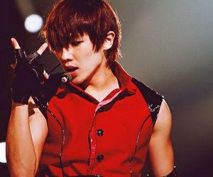 Hot, oppa, and mblaq image