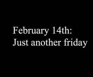 friday, valentines day, and february image