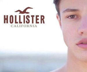 hollister, Hot, and cameron dallas image