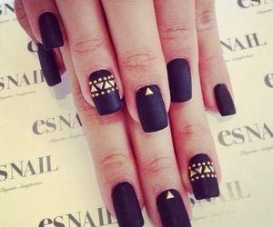 nail, nail design, and nails image