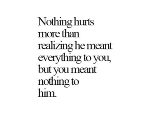 quote, love, and hurt image