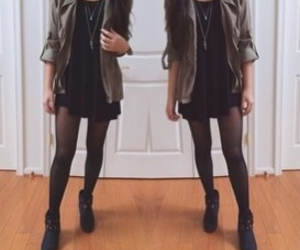 outfit, tumblr, and clothes image