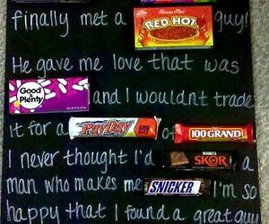candy, cute, and boyfriend image