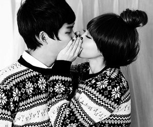 couple, love, and ulzzang couple image