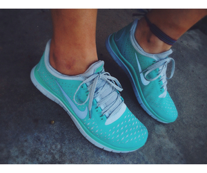 nike, shoes, and tiffany blue image