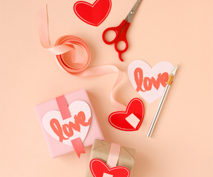 couple, love, and gift image