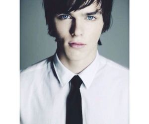 nicholas hoult, beautiful, and boy image
