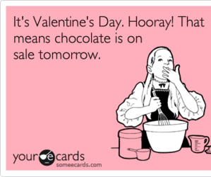 chocolate, Valentine's Day, and yay image