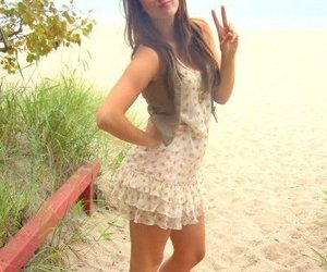 beach, peace, and summer image