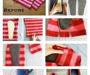 craft, diy, and shoes image