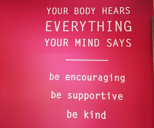 body, kind, and mind image