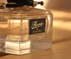 gucci, perfume, and flora image
