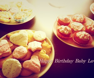 cake, coeur, and cup cakes image