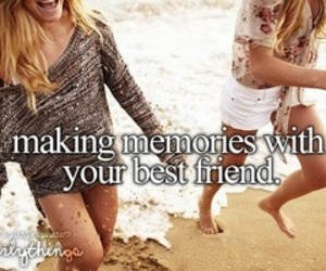 best friends, memories, and friends image