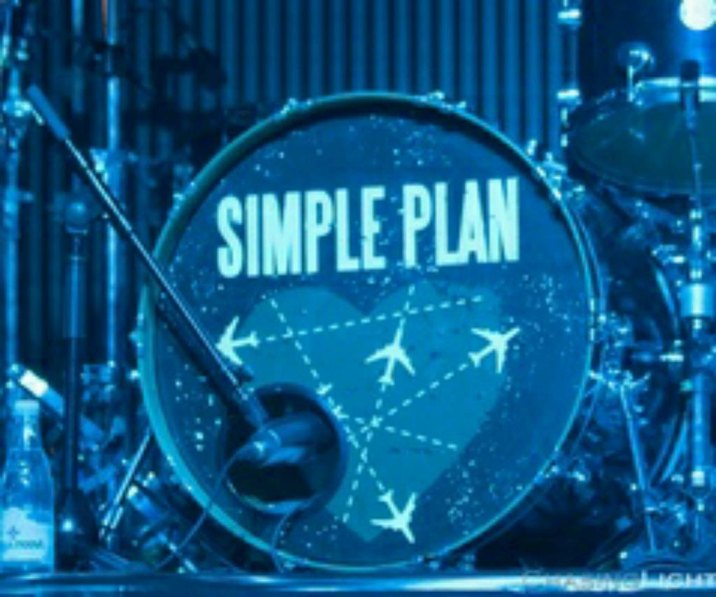simple plan, music, and pop punk image