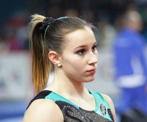 erika, gymnastics, and erika fasana image
