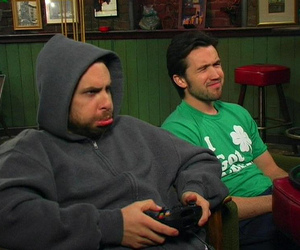 Its Always Sunny In Philadelphia, mac, and video games image