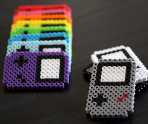 game, perler, and games image