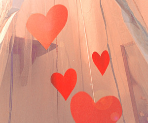heart, hearts, and valentines day image