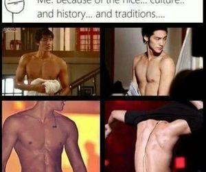 boys, korea, and OMG image