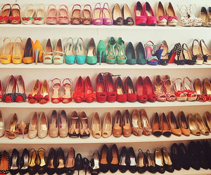 shoes, heels, and Dream image