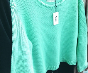 fashion, sweater, and acne image