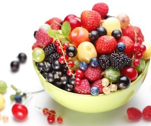 fruit, healthy, and sweet image