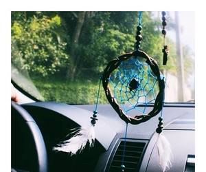 dreamcatcher, car, and indie image
