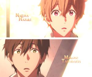 anime and free! iwatobi swim club image
