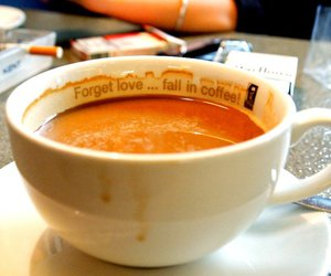 coffee, cup, and love image