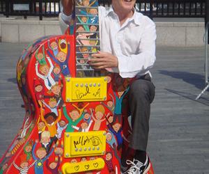 beatles, Paul McCartney, and the beatles image