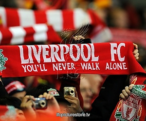 alone, fc, and Liverpool image