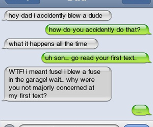 dad, smartphowned, and dude image