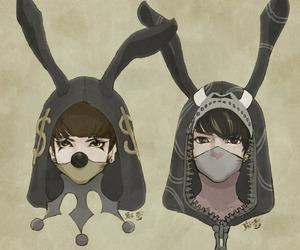 b.a.p, youngjae, and daehyun image
