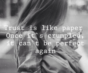 quotes and trust image