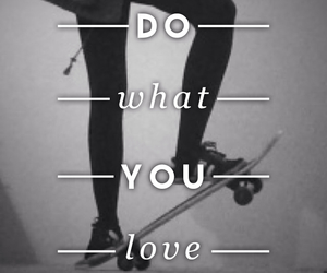 fun, skate, and quotes image