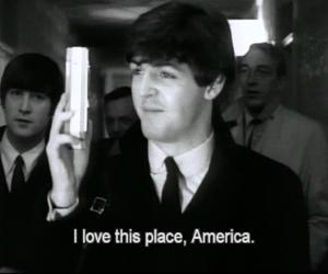 america, text, and john lennon image