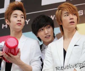 donghae, henry, and sungmin image
