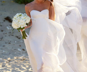 megan fox, wedding, and dress image
