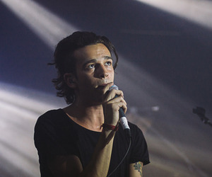 matty and the 1975 image