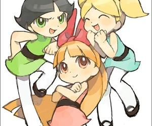 powerpuff girls and cute image