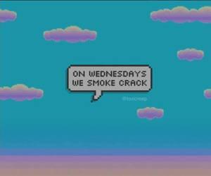 crack, grunge, and hipster image